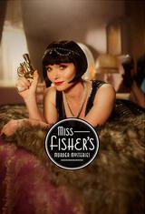 Miss Fishers mysteriöse Mordfälle - Poster