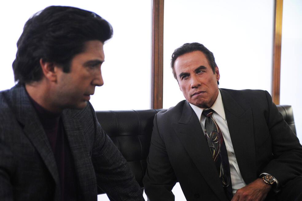 American Crime Story mit John Travolta