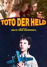 Toto der Held - Poster