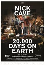 20,000 Days On Earth