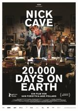 20,000 Days On Earth - Poster