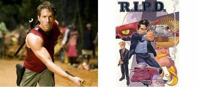 Ryan Reynolds wird erneut zum Comichelden