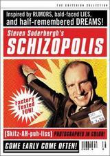 Schizopolis - Poster