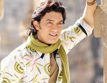 Bild zu:  Aamir Khan, einer der populärsten indischen Schauspieler