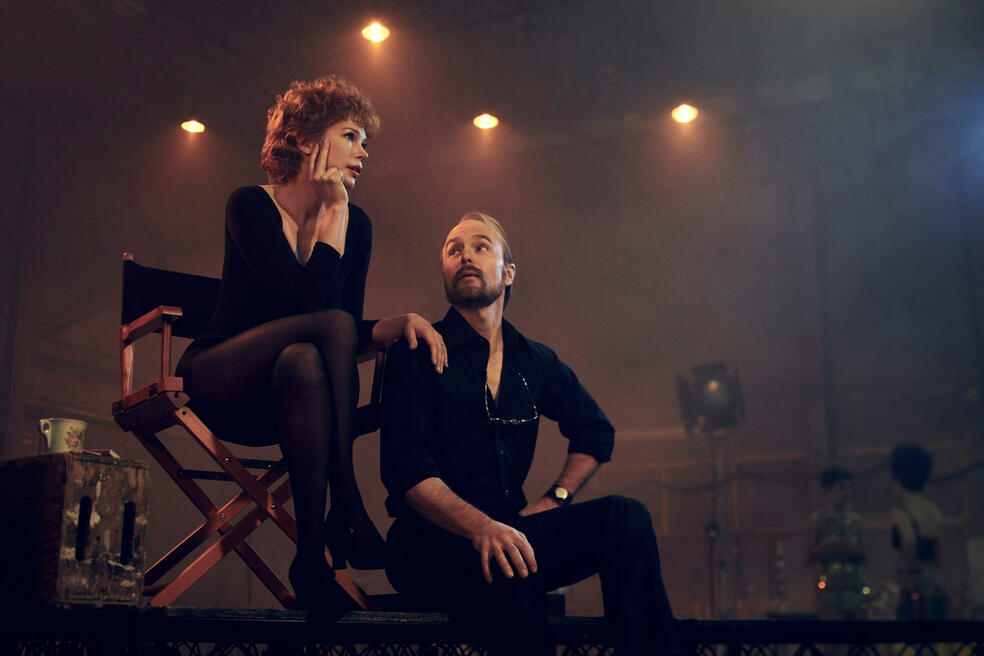 Fosse/Verdon, Fosse/Verdon - Staffel 1 mit Sam Rockwell und Michelle Williams