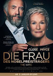 Diefraudesnobelpreistraegers thewife plakat