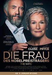 Die Frau des Nobelpreisträgers Poster