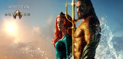 Jason Momoa und Amber Heard in Aquaman
