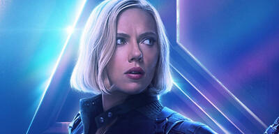 Scarlett Johansson als Black Widow in Avengers 4: Endgame