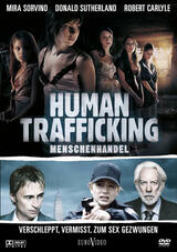 Human Trafficking - Menschenhandel - Poster
