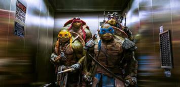 Bild zu:  Teenager, Mutanten, Ninjas und Schildkröten