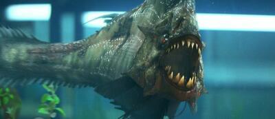 Fieser 3D Piranha