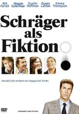 Schräger als Fiktion - Poster