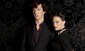 Sherlock mit Lara Pulver - Bild 23