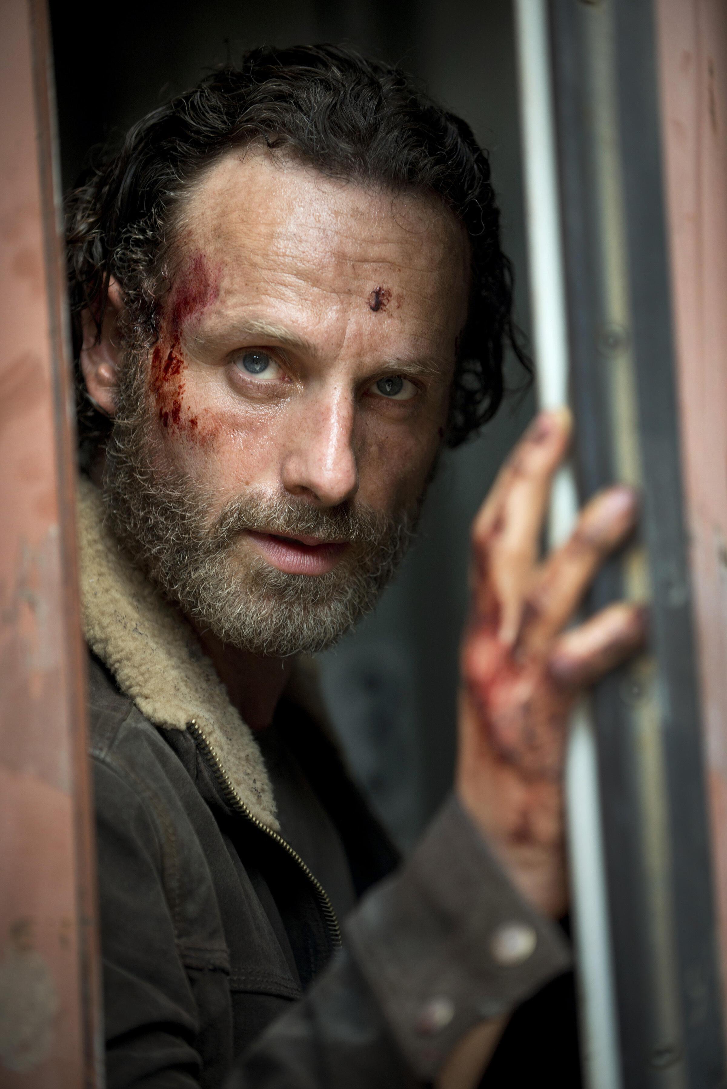 Ausstrahlung The Walking Dead Staffel 5