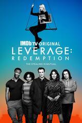 Leverage: Redemption - Staffel 1 - Poster