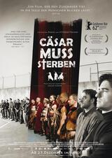 Cäsar muss sterben - Poster