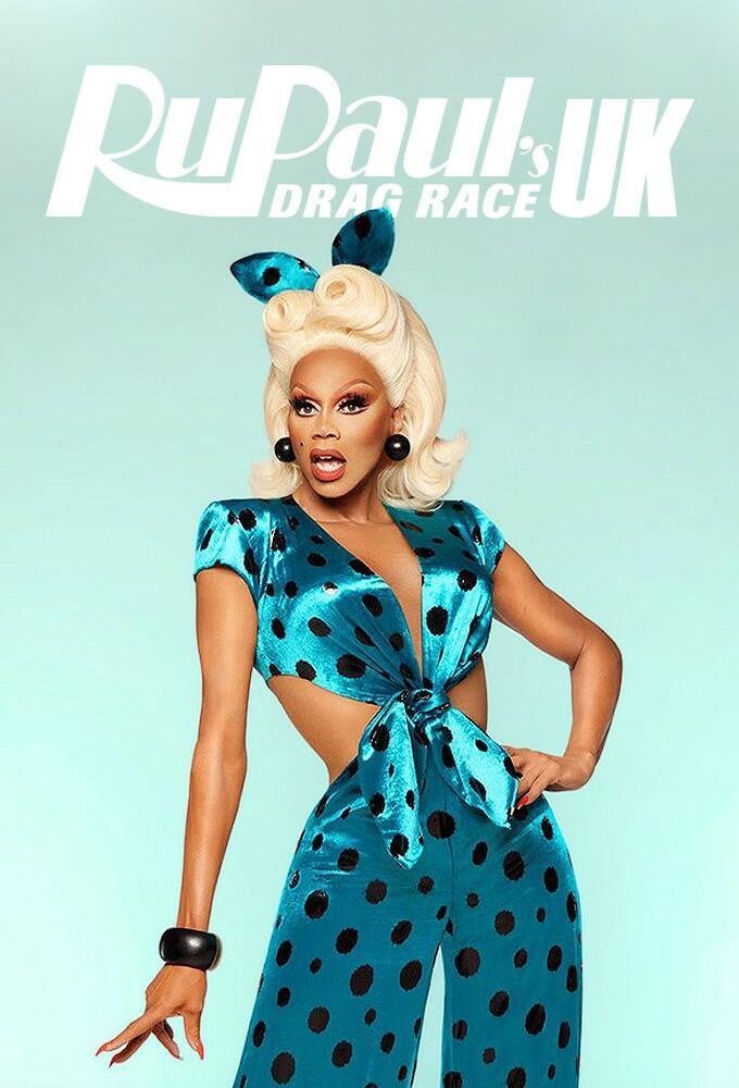RuPaul's Drag Race UK - Staffel 3