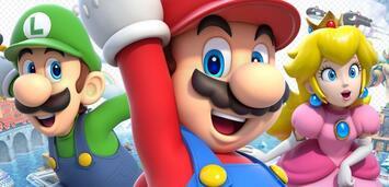 Bild zu:  Super Mario Bros
