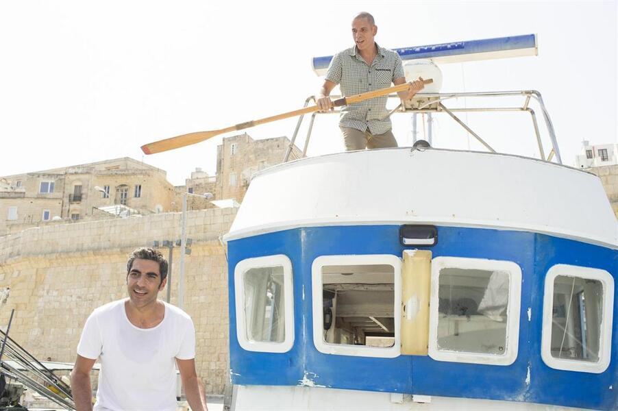 Alles unter Kontrolle mit Medi Sadoun und Ary Abittan