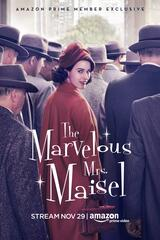 The Marvelous Mrs. Maisel - Poster