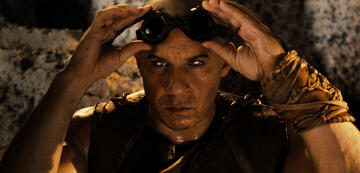 Vin Diesel als Riddick in Riddick (2013)