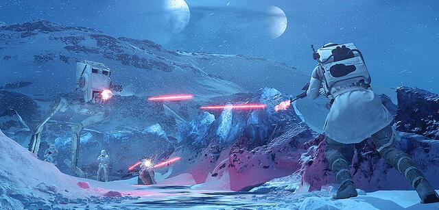 Bild zu Star Wars: Battlefront — Patch verbessert endlich Helden-Balancing