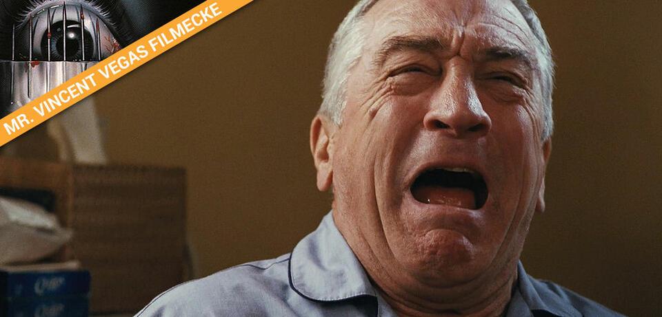 Robert De Niro nach der Premiere von Dirty Grandpa