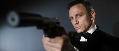 Daniel Craig will seine Rolle als James Bond an den Nagel hängen