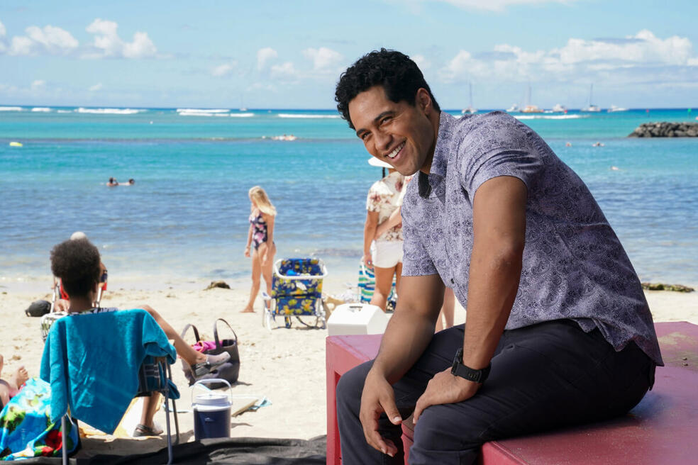 NCIS: Hawaii, NCIS: Hawaii - Staffel 1 mit Alex Tarrant