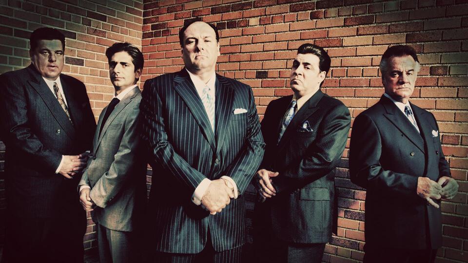Die Sopranos mit Michael Imperioli