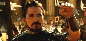 Bild zu:  Christian Bale als Moses in Exodus: Götter und Könige