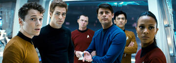 Bekommen wir einen Star Trek-Film von Quentin Tarantino?