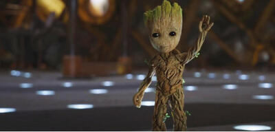Guardians of The Galaxy 2 - Teenage Groot