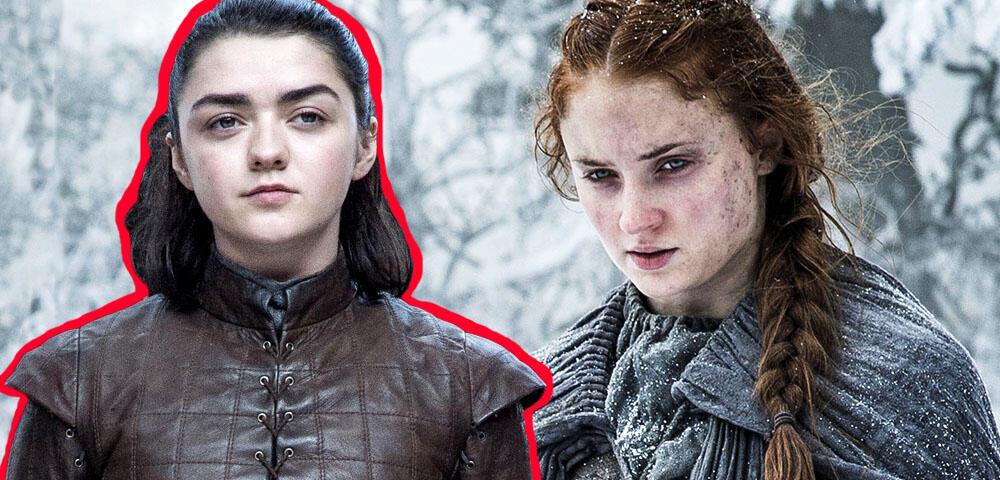 Sterben Arya und Sansa? Game of Thrones-Fans gehen nach Teaser vom Schlimmsten aus