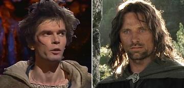 Der Herr der Ringe im Vergleich: russischer Aragorn vs. Viggo Mortensen