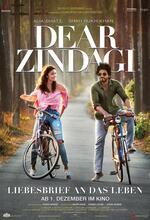 Dear Zindagi - Liebesbrief an das Leben Poster