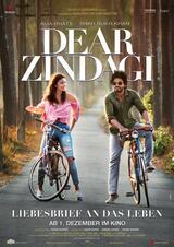 Dear Zindagi - Liebesbrief an das Leben - Poster