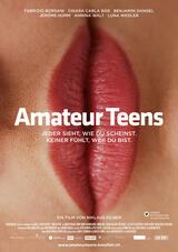 Amateur Teens - Poster