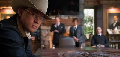 Channing Tatum in Kingsman 2
