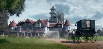Das Winchester-Haus im Film