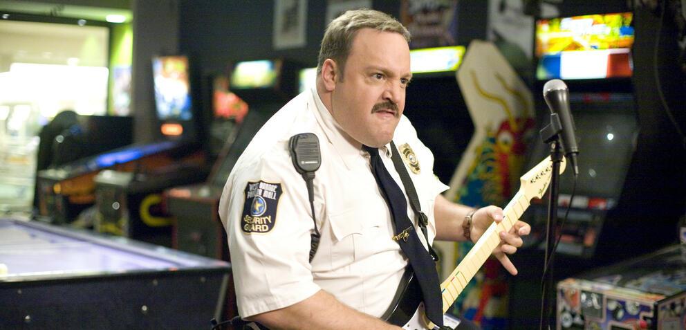 Kevin James in Der Kaufhaus Cop 2