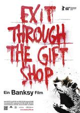 Banksy - Exit Through the Gift Shop - Poster