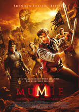 Die Mumie: Das Grabmal des Drachenkaisers - Poster