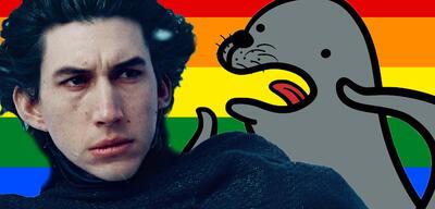 Star wars wird schwul