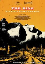 The King - Mit Elvis durch Amerika Poster