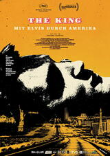 The King - Mit Elvis durch Amerika - Poster