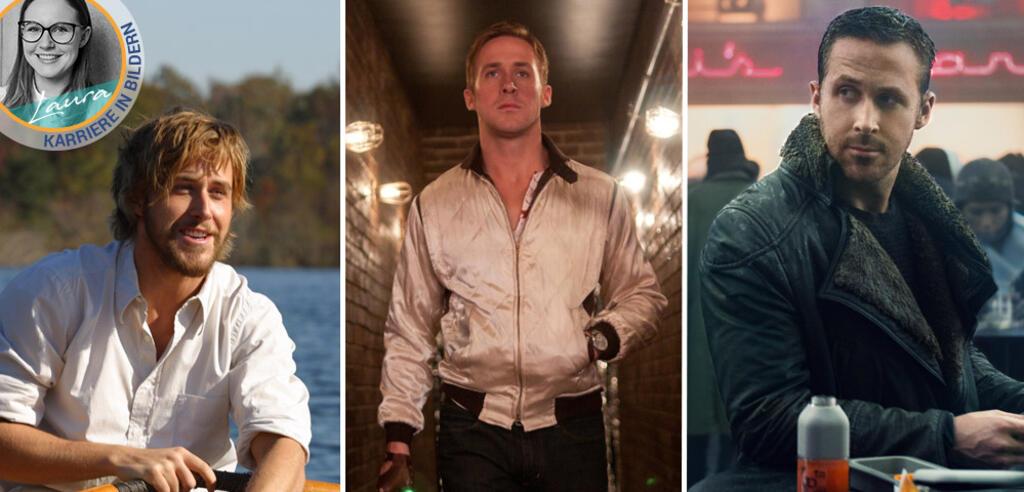 Ryan Gosling war schon in Rom-Coms, Actionfilmen und Sciene-Fiction-Blockbustern zu sehen