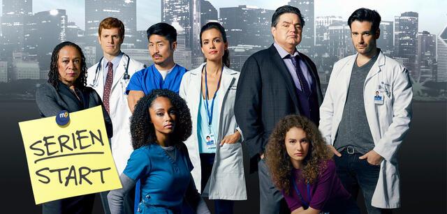 Chicago Med 2 Staffel Der Krankenhausserie Startet Heute Auf Vox