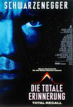 Die totale Erinnerung - Total Recall Poster